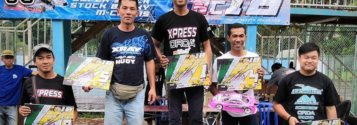Malaysian National Electric On-road Championship 2018