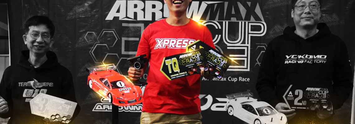 Keith wins at Arrowmax Cup Final Round 2019