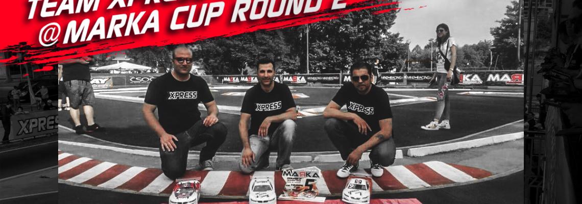 Team Xpress Italia @ Marka Cup Round 2