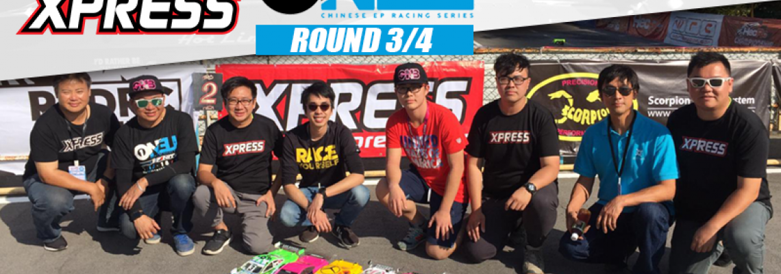 Xpress Team @ OneTen Round 3 and 4