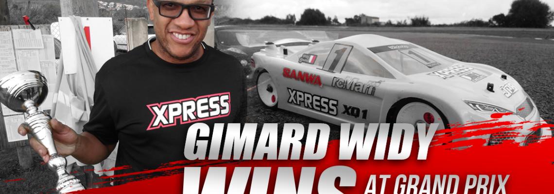 Gimard Widy wins at Grand Prix of Biguglia Corse!