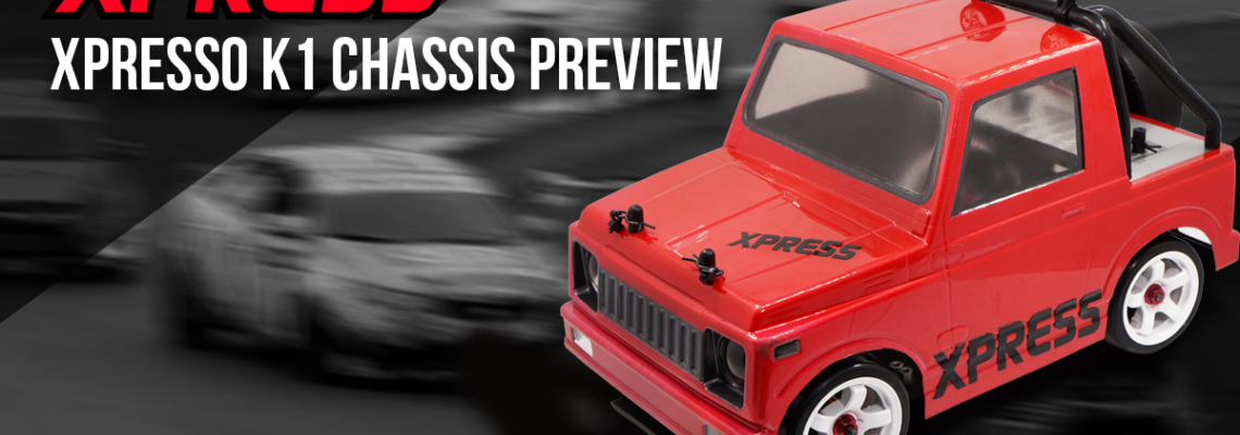 Xpresso K1 Chassis Preview!