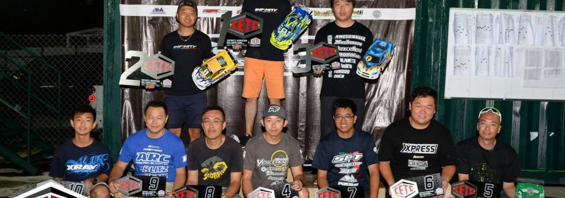 2017 CETC Rd 4 Result