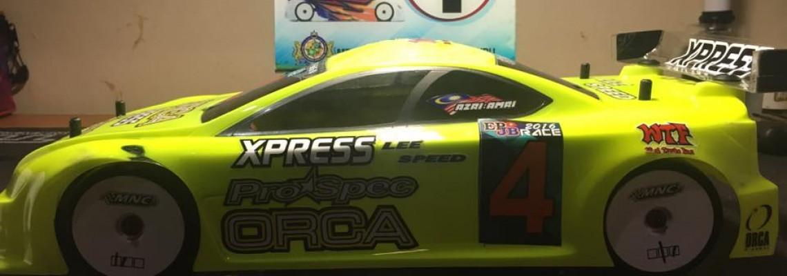 Xpress Driver Azri Amri won EPJB Super Stock A1