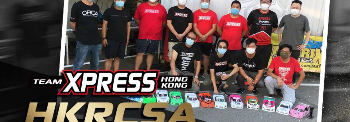 Team Xpress Hong Kong @ 2021 Hkrcsa Round 1