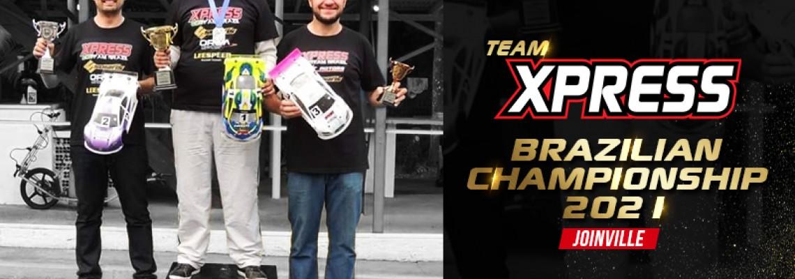 Team Xpress Brazilian Championship 2021 Joinville