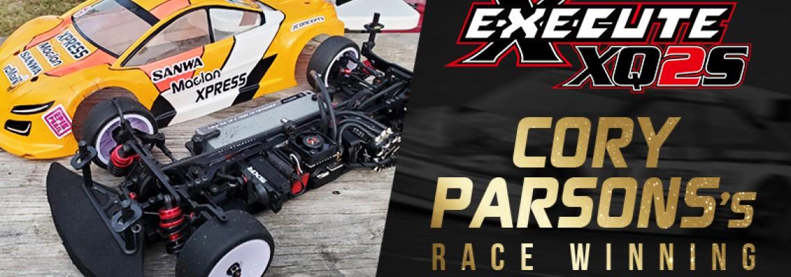 Cory Parsons's Fseara Race Winning Execute XQ2S
