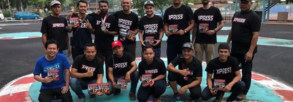 Xpress Race Cup Malaysia 2018