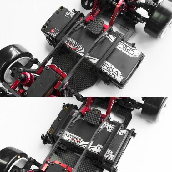 Xpresso K1 1/10 K Car MR 2WD Chassis Kit