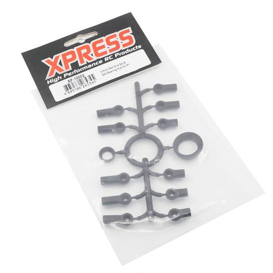 4.8mm Ball End Set & Ball Bearing Hub For K1 M1 XQ1 XQ1S XM1 XM1S D1