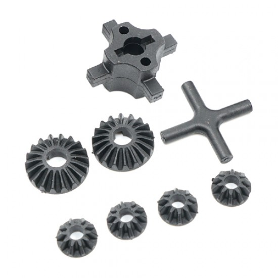 Gear Differential Bevel Satellite Gears Set For K1 M1 XQ1 XQ1S XM1S