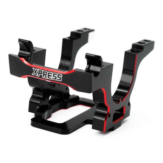 Xpress Aluminum One Piece Lower Bulkhead For Execute Series