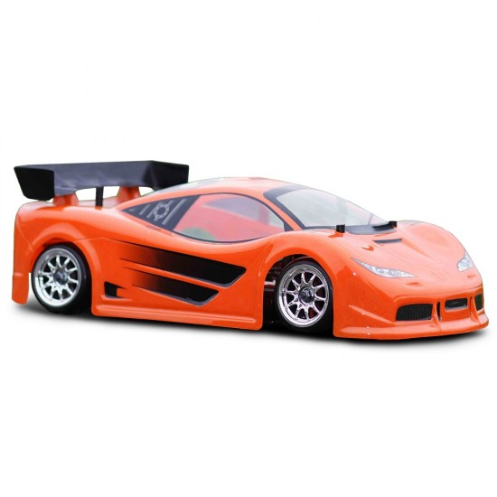 210mm Mini Racer Lexan Body for 1/10 M Chassis RC Car