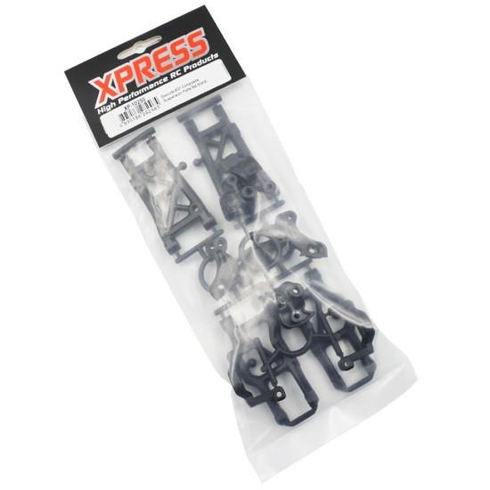 Execute XQ1 XQ1S Hard Composite Suspension Parts Set