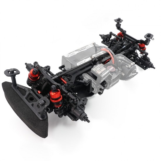 Execute XM1S 1/10 4WD Mini Touring Car Kit