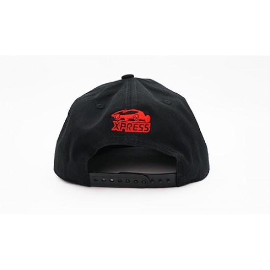Racing Cap Black