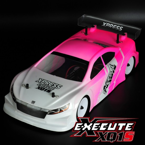 Execute Sport XQ1S 1/10 ARTR Touring Car with Sonic Body