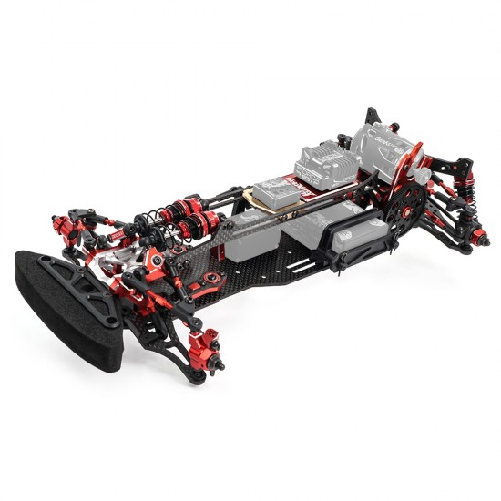 GripXero D1 1/10 High Performance RWD Drift Car Kit
