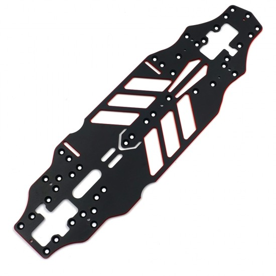 Aluminum 2mm Bottom Chassis Plate For XM1 XM1S