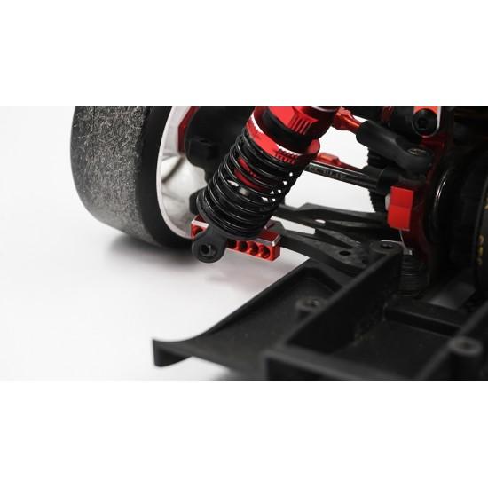 GripXero D1 Multi Hole Rear Arm Shock Mount Set