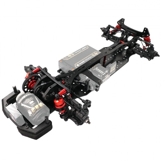 Execute FT1S 1/10 Sport FWD Touring Car Kit