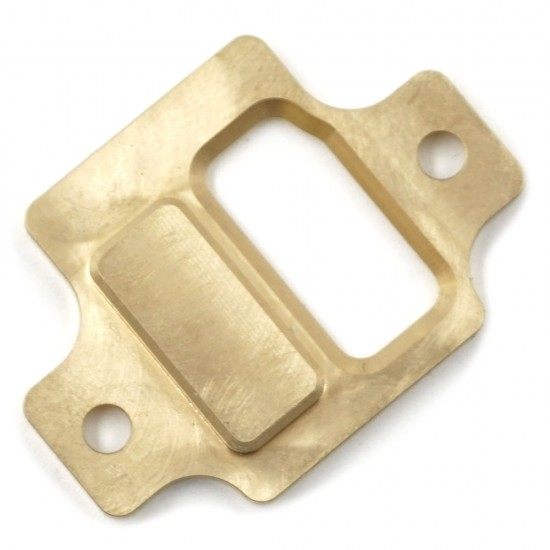 Brass Lower Bulkhead Plate For Execute FT1