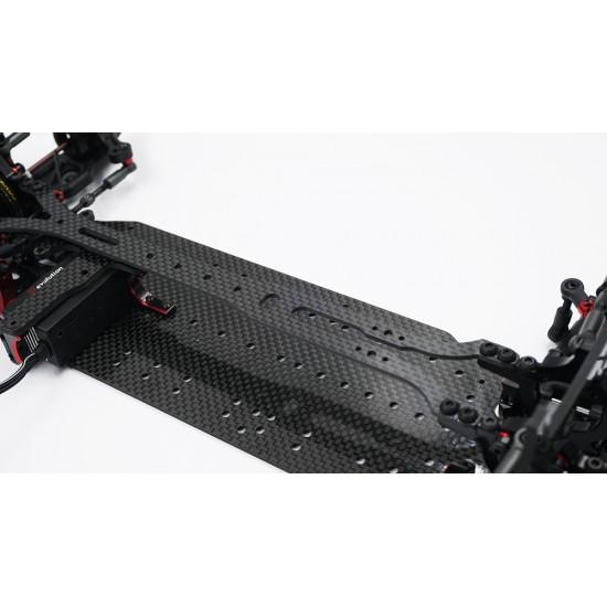 Graphite 2.0mm Flex Elimination Top Deck For Execute FT1 FT1S