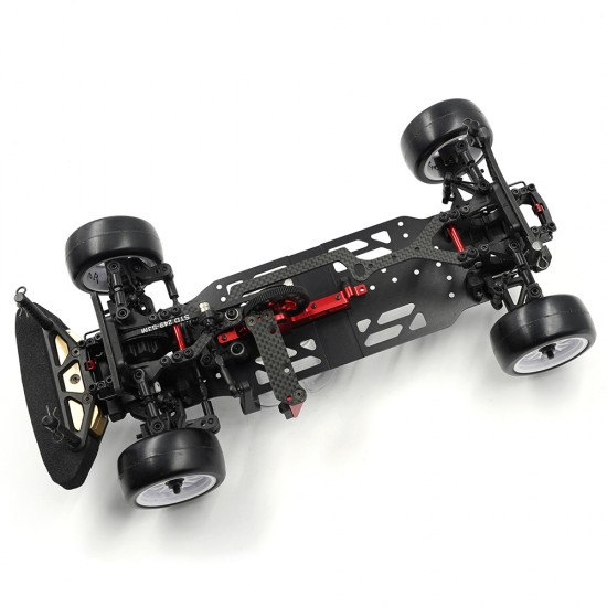 Execute FM1S 2.0mm Aluminum Main Chassis 210mm