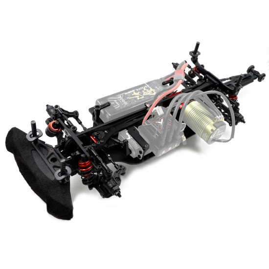 Dragnalo DR1S 1/10 4WD EP High Power Touring Car