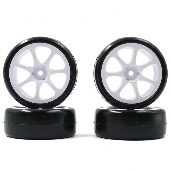 GT Competition 36X V2 Pre-Glued Wheel Set For 1/10 Touring