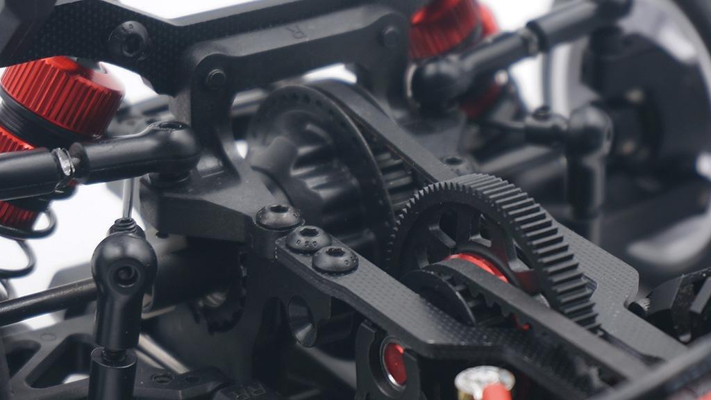 XpressExecute XM1S 1/10 4WD Mini Touring Car Kit #XP-90005
